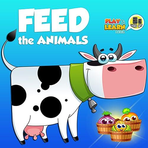 Füttern Sie die Tiere - Futter und wachsen die Kuh, Free Time Killing-Match-3-Puzzle-Spiel