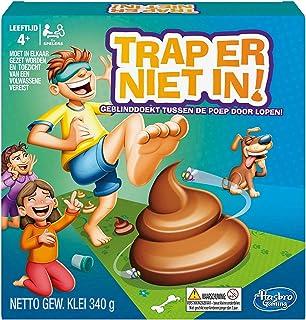 Hasbro Gaming Trap Er Niet In!, Actiespel voor kinderen vanaf 5 jaar