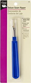Dritz Bulk Package Deluxe Seam Ripper, 100-Pack, Blue