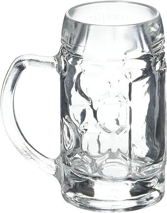 Cerveza Cristal 1/litros Jarra de Cerveza /St/ölzle/ Unbekannt 6/x ISAR Jarra de Cerveza/ /Jarra de Cerveza