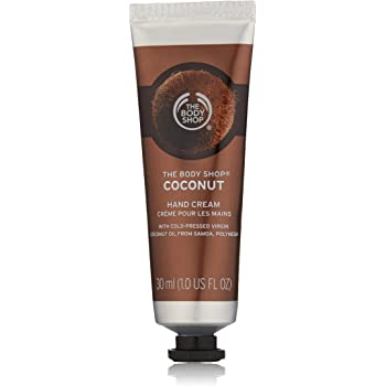 Free Hand Cream By The Body Shop With The April Issue Of