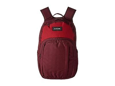 Dakine 25 L Campus Medium Backpack (Garnet Shadow) Backpack Bags