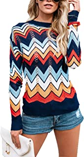 Best striped rainbow jumper Reviews