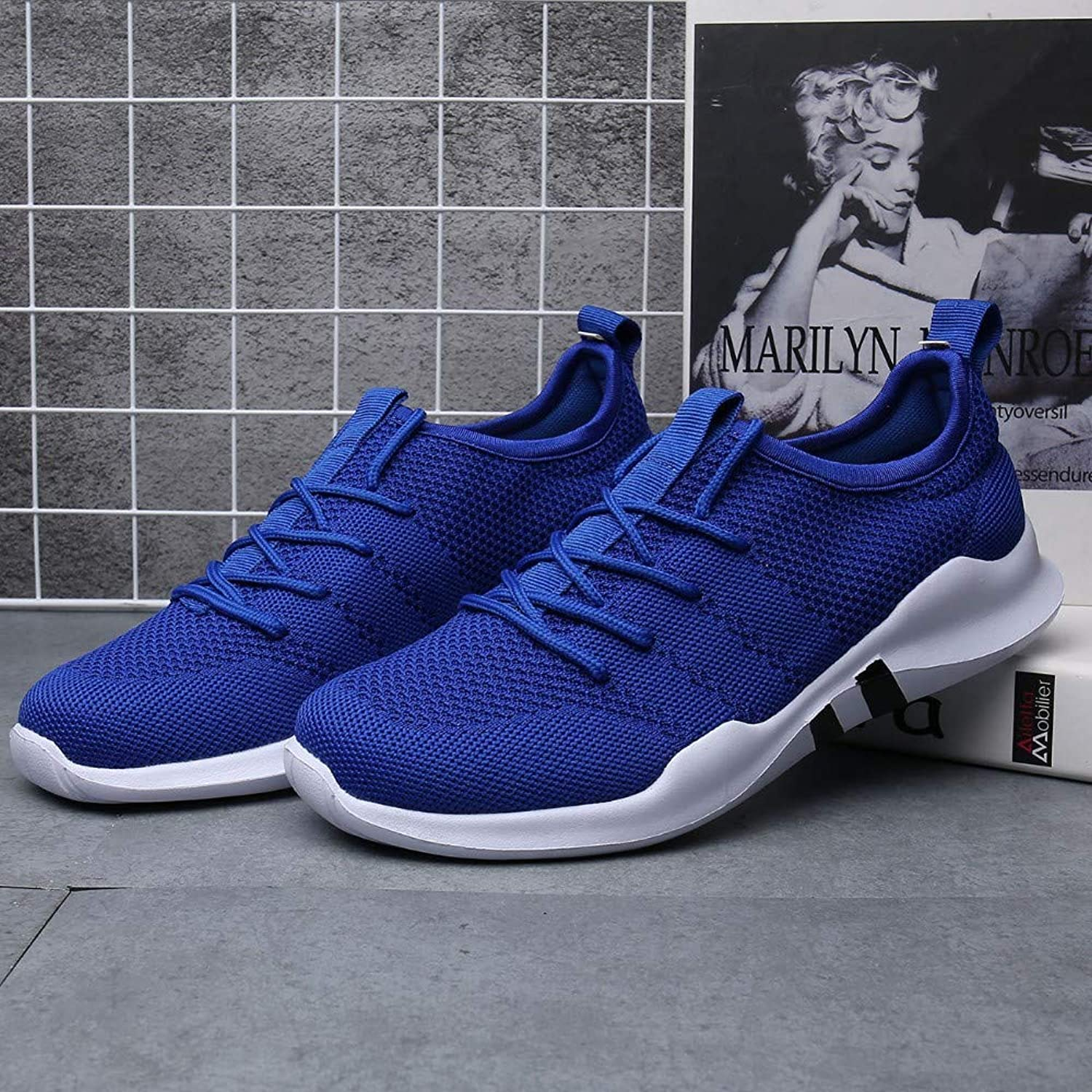 YAYADI Fitness Breathable Running shoes Sapatos Masculino Men Sneakers Male Athletic Sport shoes Outdoor Lightweight Walking shoes
