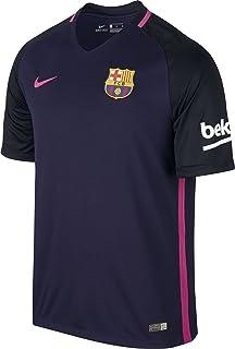 NIKE FCB M SS AW Stadium JSY - Camiseta 2ª Equipación Fútbol Club Barcelona 2016-2017 Hombre