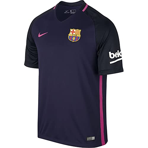 d355b3e203d NIKE FC Barcelona Away Men's Soccer Stadium Jersey 2016/17 (Small)