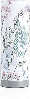Pauleen 480.04 48004 Flowery Romance Max.20W luminaire à PoserE14 Lampe de Chevet Blanc Vert Rose Bleu 230V Tissu/béton ...