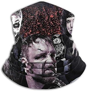 FangNer Aew Unisex Neck Warm Headgear Headband Headgear Scarf Neck Men and Women Daily Wear