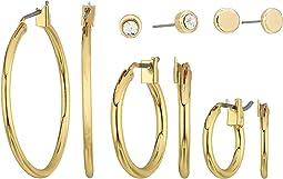 The Sak - Sakroots by the Sak Hoop & Stud Earrings Set