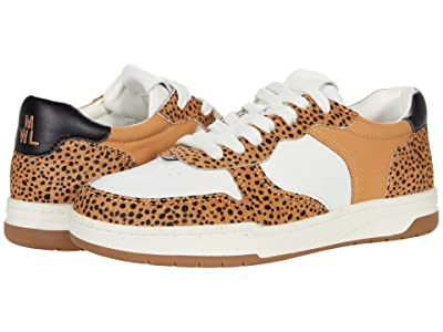 Madewell Court Sneakers in Spotted Calf Hair