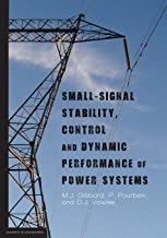 Small-signal stability, control and dynamic performance of power systems