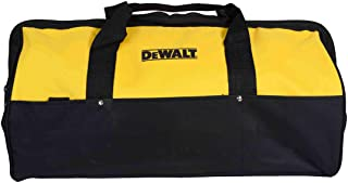 "DeWalt 24 ""کیف دستی ابزار پیمانکاری نایلون بالستیک سنگین"