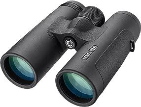 BARSKA AB12992 Optics Level Ed Waterproof Binocular, Black, 10 x 42mm