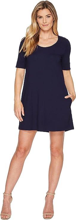 Lilla P - Short Sleeve Dress