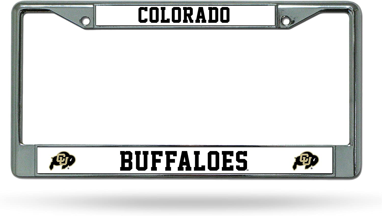 Rico Industries NCAA Colorado Buffaloes License Max Seasonal Wrap Introduction 90% OFF Standard Chrome