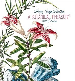 2017 Pierre-Joseph Buchoz: A Botanical Treasury Wall Calendar