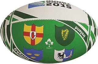 Gilbert - Balón de Rugby de Irlanda, diseño del Mundial de Rugby ...