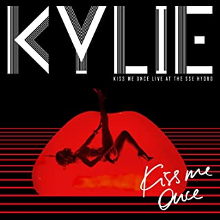 Kiss Me Once (Live at the SSE Hydro)