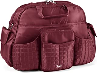 Lug Tuk Tuk Carry-All Bag, Cranberry Red, One Size