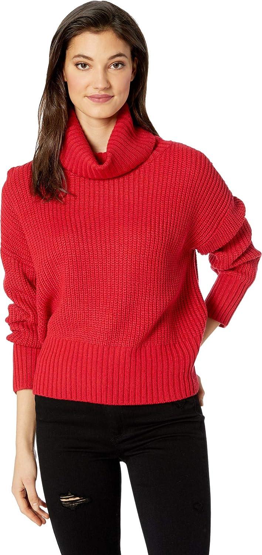 Sanctuary Women's Roll Neck Sweater