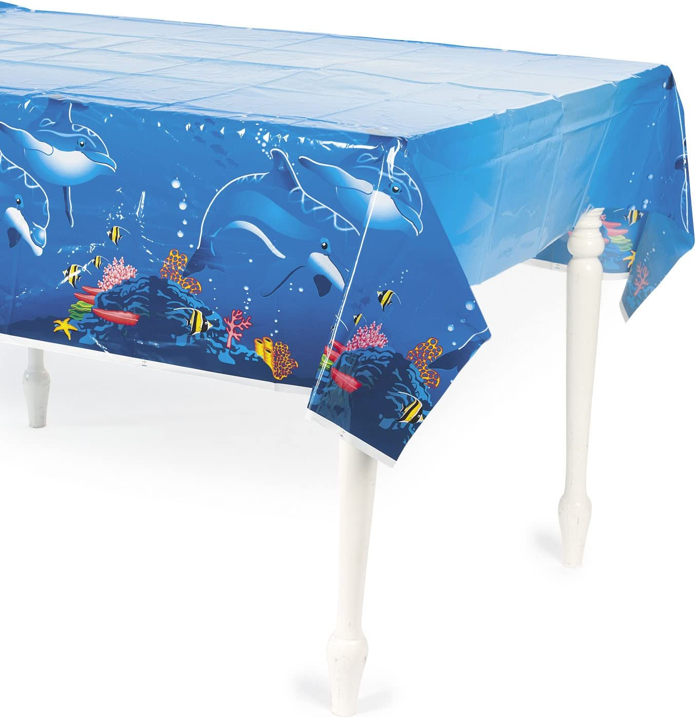 Dolphin Table Cover Health Personal Care