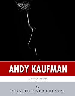 American Legends: The Life of Andy Kaufman (English Edition)