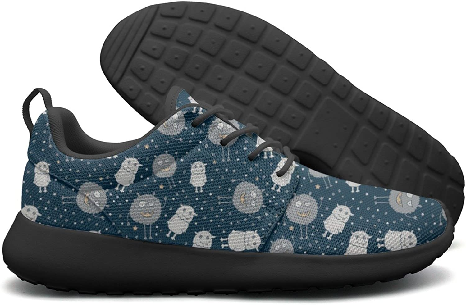 Monsters On Dark Woman Neutral Running shoes Jogger Mini