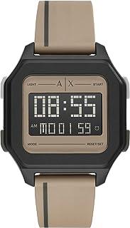 Armani Exchange Gents Wrist Watch, Brown