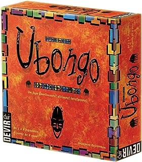 Devir - Ubongo (en portugués) (HLUBONGOPT): Amazon.es: Juguetes y juegos