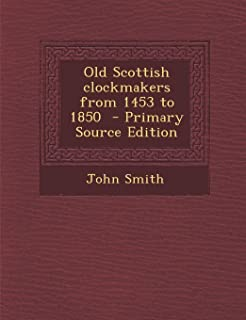 old scottish clockmakers