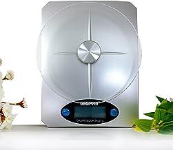GEEPAS GBS4209,Geepas Digital Kitchen Scale 5Kg Capacity, WHITE,