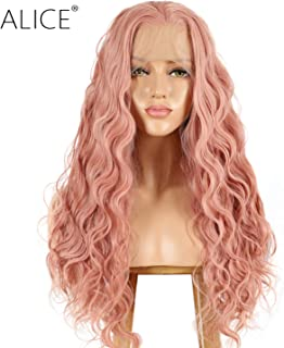 ALICE Pink Lace Front Wig 22