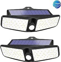 Best rechargeable outdoor motion sensor light Reviews