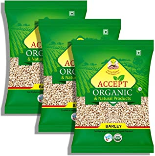 Organic Barley 1KG Pack of 3