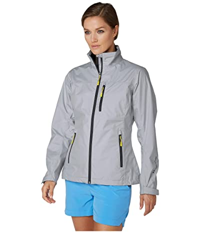 Helly Hansen Crew Midlayer Jacket (Grey Fog) Women