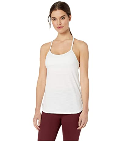 manduka Breeze Support Cami (White) Women