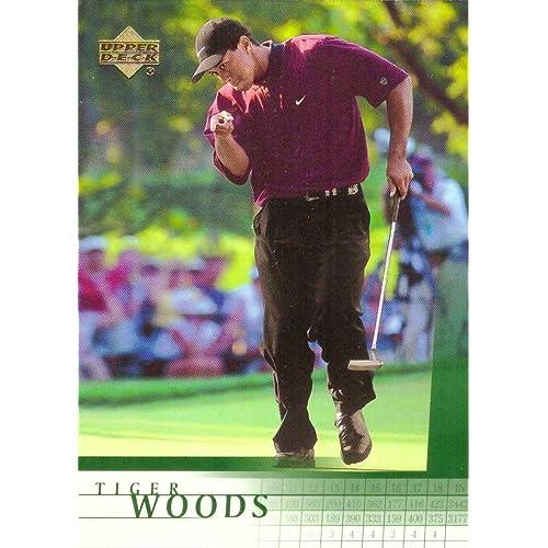 Golf Upper Deck Cards Amazoncom