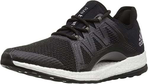 Adidas Femme Pureboost Xpose Running chaussures 9.5 états-Unis Noyau Noir Tech Argent métallique 8 Royaume-Uni
