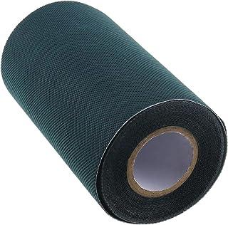 YINETTECH - Cinta adhesiva de fijación para césped artificial (10 m, 15 cm de ancho, antideslizante), color verde