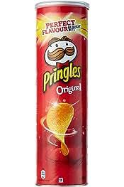 Pringles Original Patatas - 200 g: Amazon.es: Alimentación y bebidas