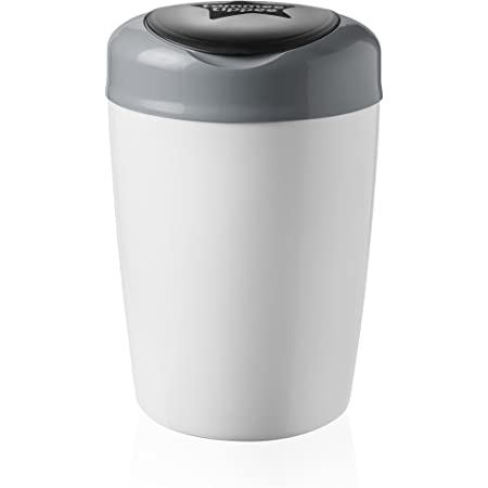 Tommee Tippee 87003001/Simplee Nappy Disposal System Grey
