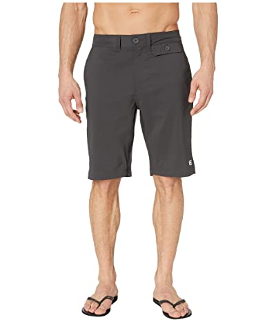Helly Hansen Vippa Walkshorts 19 (Ebony) Men