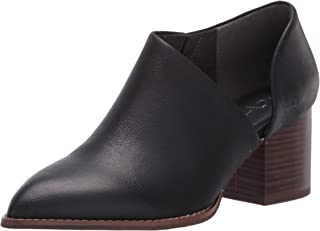 BC Footwear Women's MAKE A DIFFERENCE Ankle Boot, Black, 6 B US
