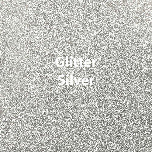 """Siser Glitter 20"""" (Silver)"""