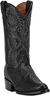 Men's Dan Post Winston Lizard Boots Handcrafted