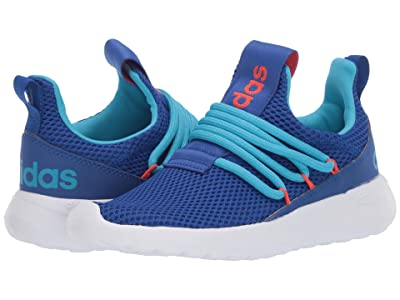 adidas Kids Lite Racer Adapt 3.0 (Little Kid/Big Kid) (Team Royal Blue/Signal Cyan/Semi Solar Red) Kids Shoes
