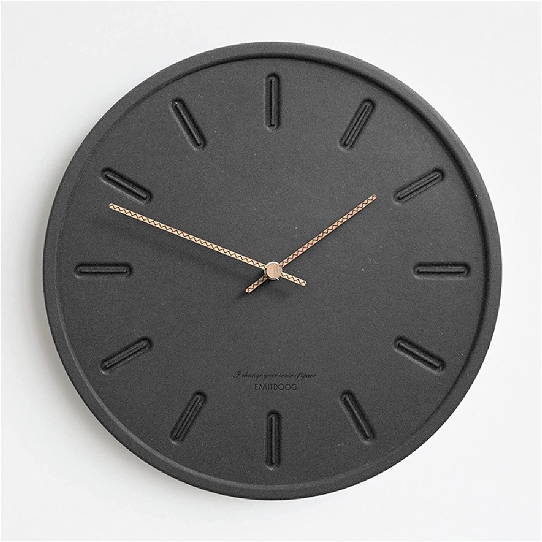 Modern Wall Clock Nordic Max 68% OFF European Simple Fashion Arlington Mall Creativit Retro
