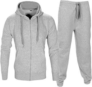 Stylozuk Mens Plus Size Large Big Joggers Jogging Bottoms Tracksuit Fleece Pants Sweats