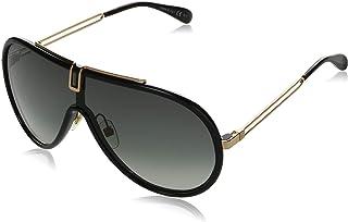 Givenchy GV 7111/s 807 Black Frame Grey Gradient Lens Sunglasses