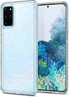 Spigen Liquid Crystal Glitter Compatible with Samsung Galaxy S20 Plus Case, Glitter TPU Silicone Mobile Phone Case Protect...